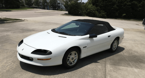 1994 Chevrolet Camaro Owners Manual