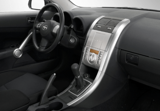2008 Scion tC Interior and Redesign