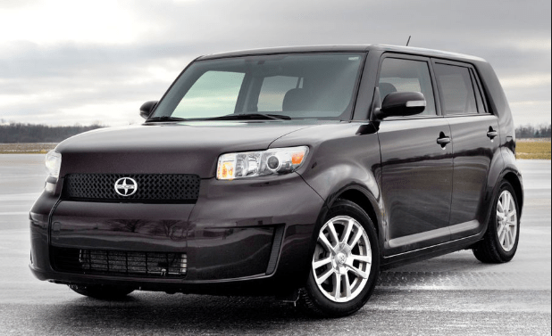 2008 Scion xB Owners Manual and Concept