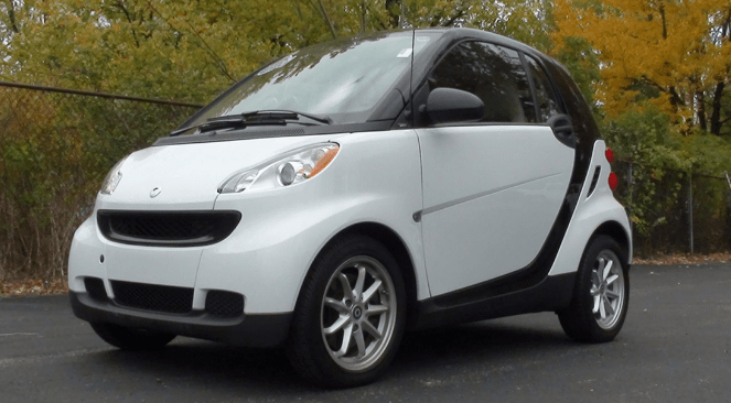 2008 Smart Fortwo Owners Manual and Concept