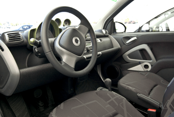 2011 Smart ForTwo Electric Drive Interior and Redesign