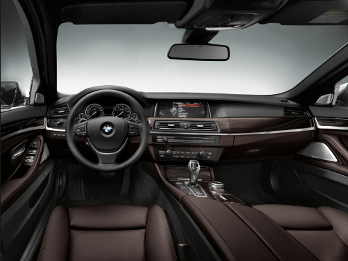 2014 BMW 5 Series Interior and Redesign