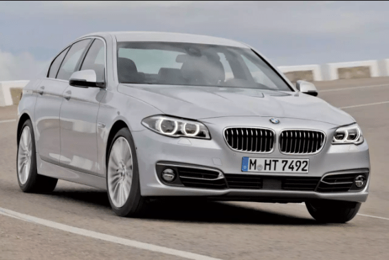 2014 BMW 5 Series Owners Manual and Concept
