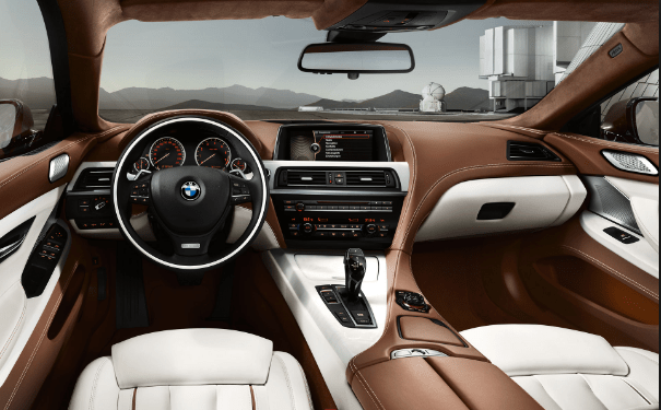 2014 BMW 6 Series Interior and Redesign