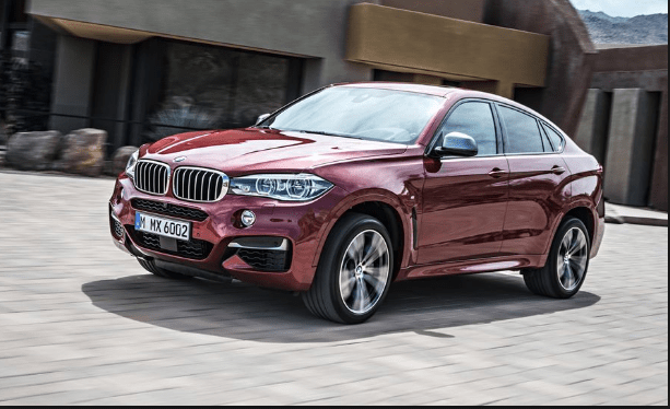 2015 BMW X6 Owners Manual and Concept