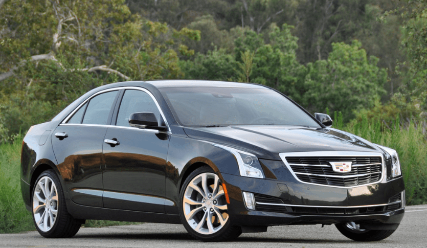2016 Cadillac ATS Owners Manual and Concept