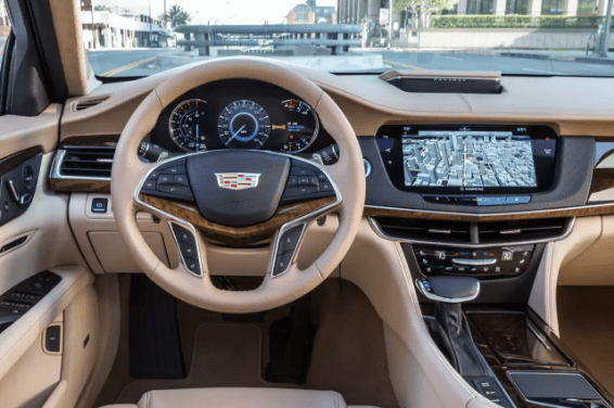2016 Cadillac CT6 Interior and Redesign