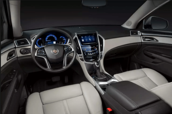 2016 Cadillac SRX Interior and Redesign