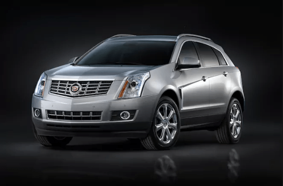 2016 Cadillac SRX Owners Manual and Concept