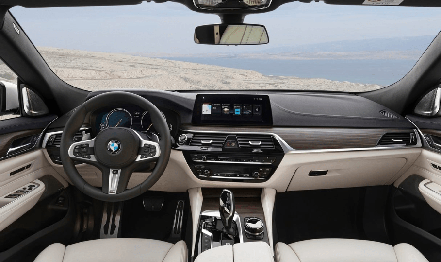 2017 BMW 6 Series Interior and Redesign