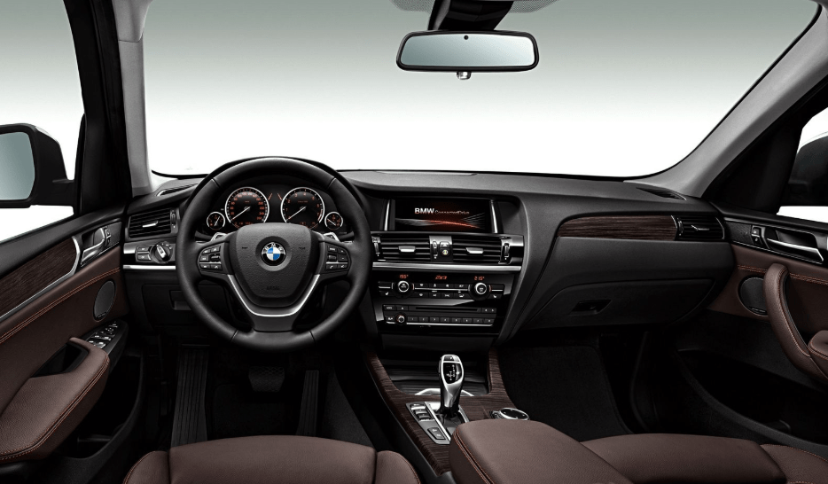 2017 BMW X3 Interior and Redesign