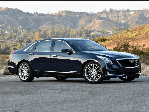 2017 Cadillac CT6 Owners Manual and Concept