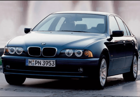 2001 BMW 5 Series Owners Manual and Concept