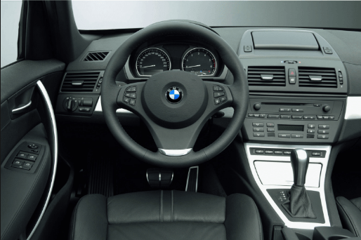 2007 BMW X3 Interior and Redesign