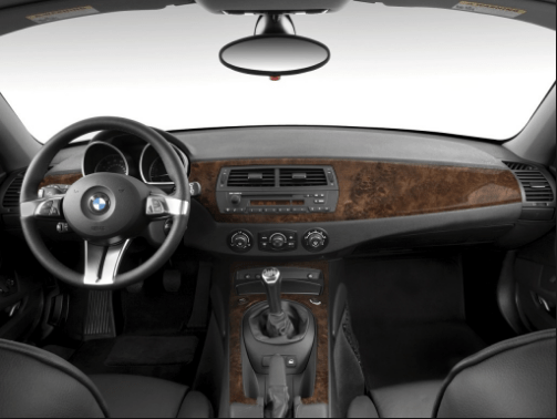 2007 BMW Z4 Interior and Redesign