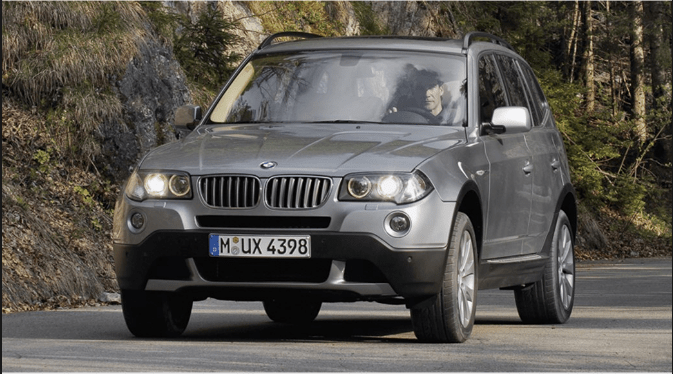 2008 BMW X3 Owners Manual and Concept
