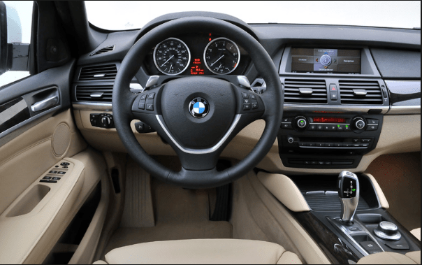 2008 BMW X6 Interior and Redesign