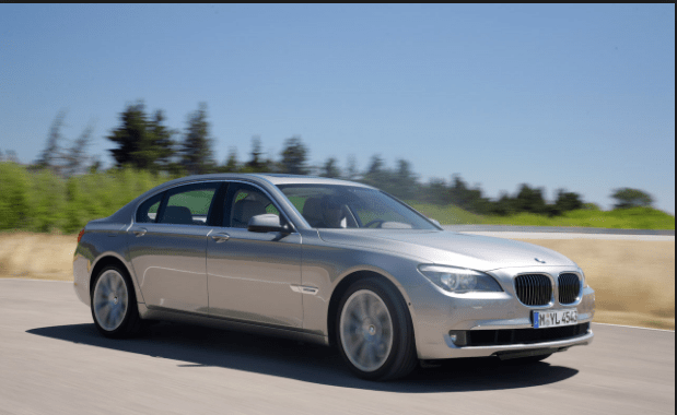 2009 BMW 7 Series Owners Manual and Concept