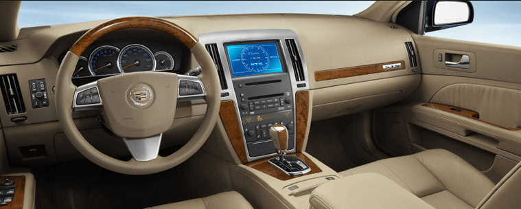 2009 Cadillac STS Interior and Redesign