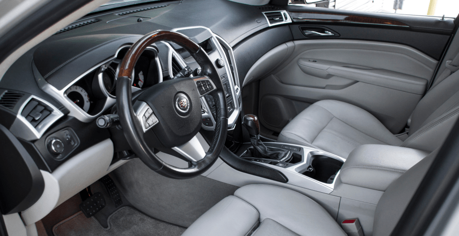 2010 Cadillac SRX Interior and Redesign