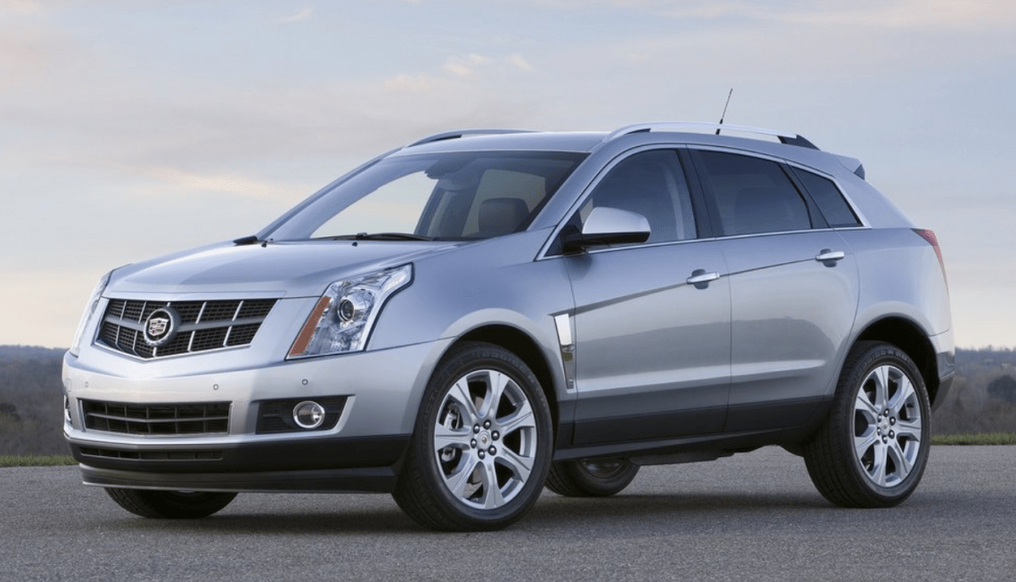 2010 Cadillac SRX Owners Manual and Concept