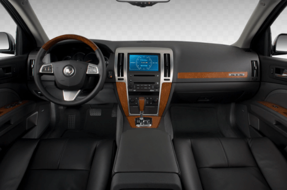 2010 Cadillac STS Interior and Redesign