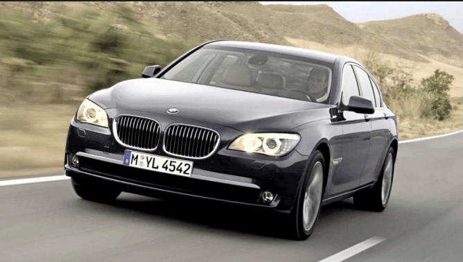2011 BMW 7 Series Owners Manual and Concept