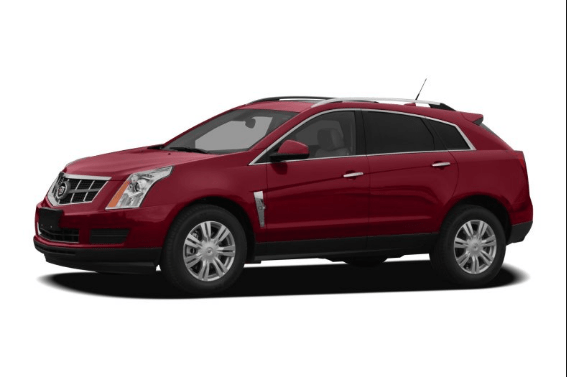 2012 Cadillac SRX Owners Manual and Concept