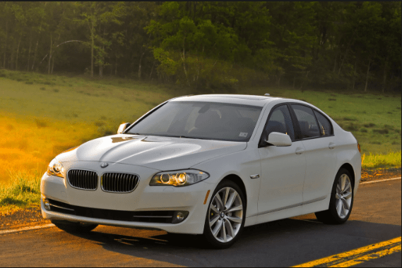 2013 BMW 5 Series Owners Manual and Concept