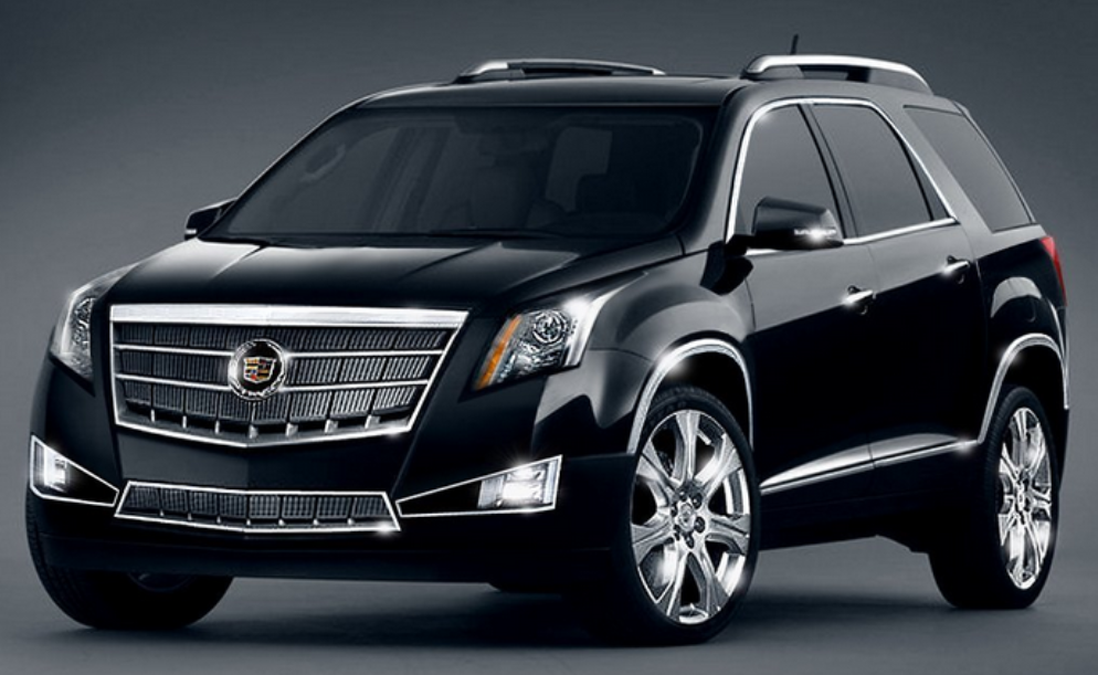 2013 Cadillac SRX Owners Manual and Concept