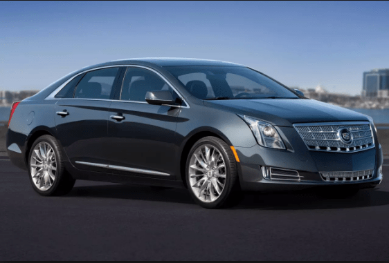 2014 Cadillac XTS Owners Manual and Concept