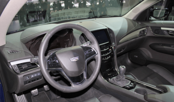 2015 Cadillac ATS Coupe Interior and Redesign