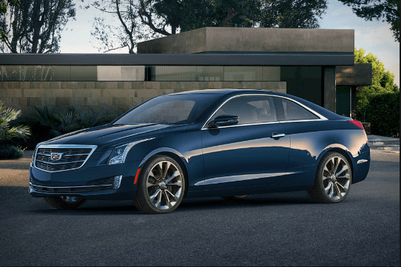 2015 Cadillac ATS Coupe Owners Manual and Concept