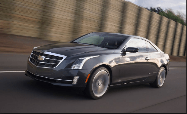 2015 Cadillac ATS Owners Manual and Concept