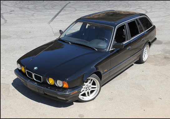 1995 BMW 525i Owners Manual and Concept