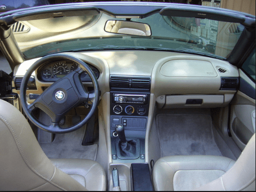 1997 BMW Z3 Interior and Redesign