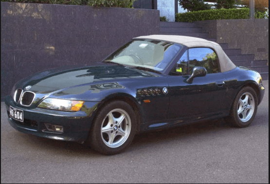 1997 BMW Z3 Owners Manual and Concept