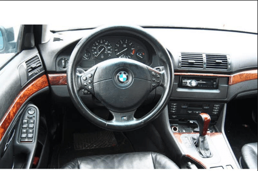 2000 BMW 5 Series Interior and Redesign