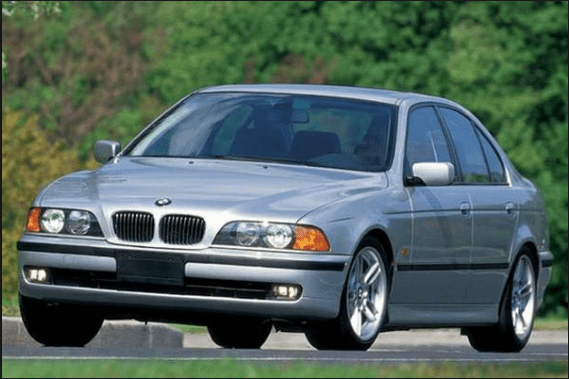 2000 BMW 5 Series Owners Manual and Concept