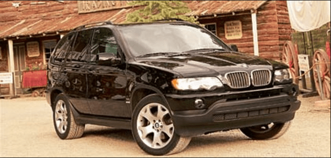 2001 BMW X5 Owners Manual and Concept