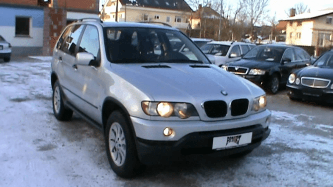 2002 BMW X5 Owners Manual and Concept
