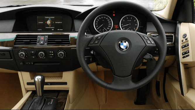 2004 BMW 5 Series Interior and Redesign