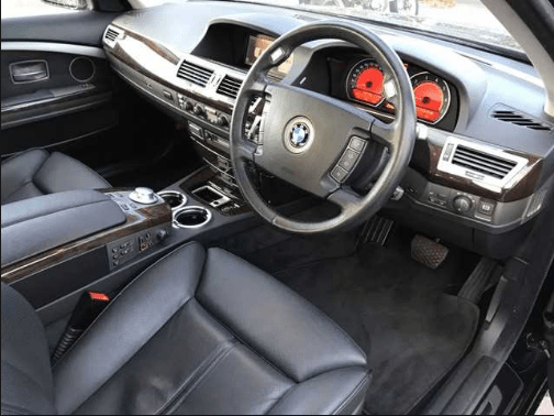 2004 BMW 7 Series Interior and Redesign