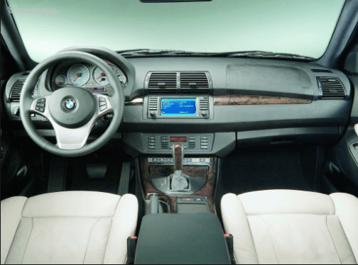 2004 BMW X5 Interior and Redesign