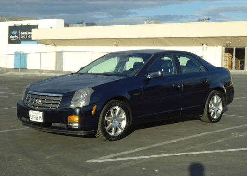 2004 Cadillac CTS Owners Manual and Concept