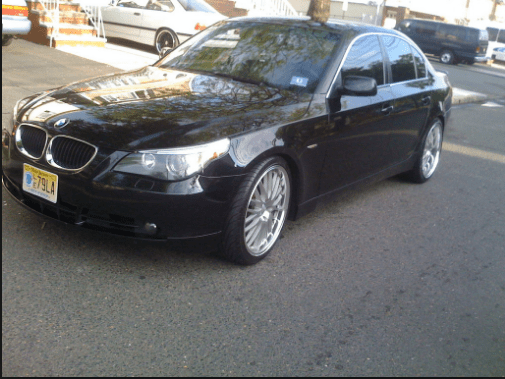 2005 BMW 5 Series Owners Manual and Concept