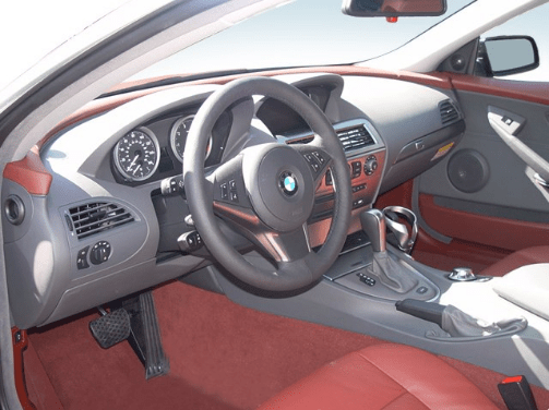 2005 BMW 6 Series Interior and Redesign