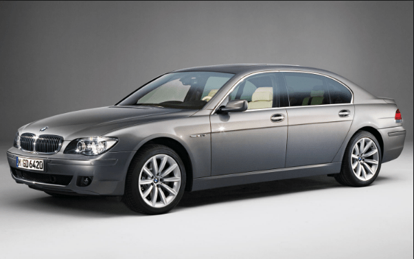 2005 BMW 7 Series Owners Manual and Concept
