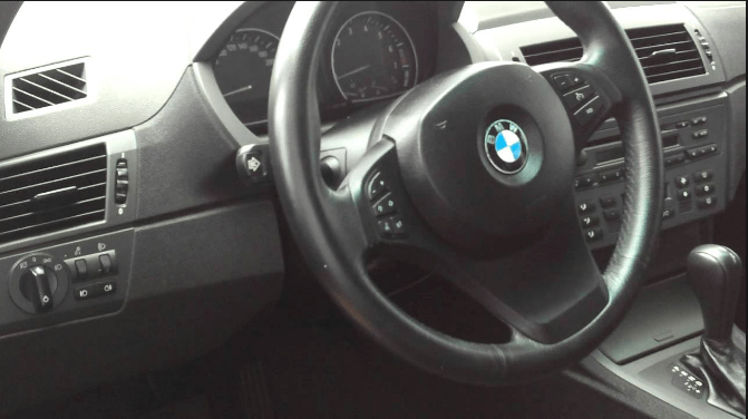 2005 BMW X3 Interior and Redesign
