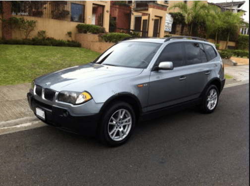2005 BMW X3 Owners Manual and Concept